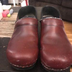 Dansko Professional Brown Shoe